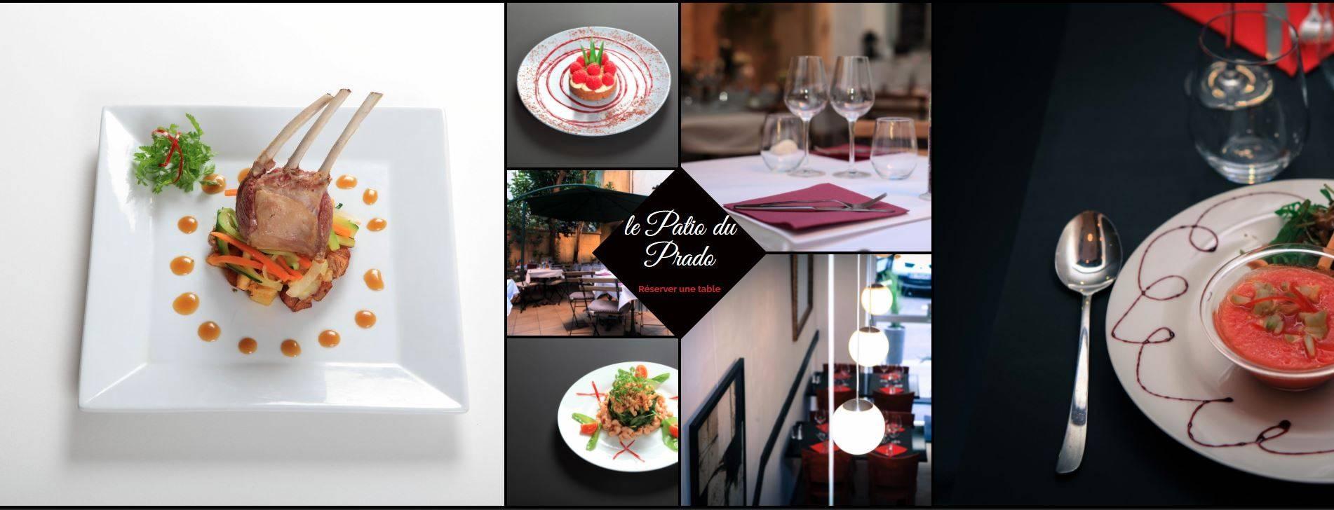 Le Restaurant - le Patio du Prado - Marseille